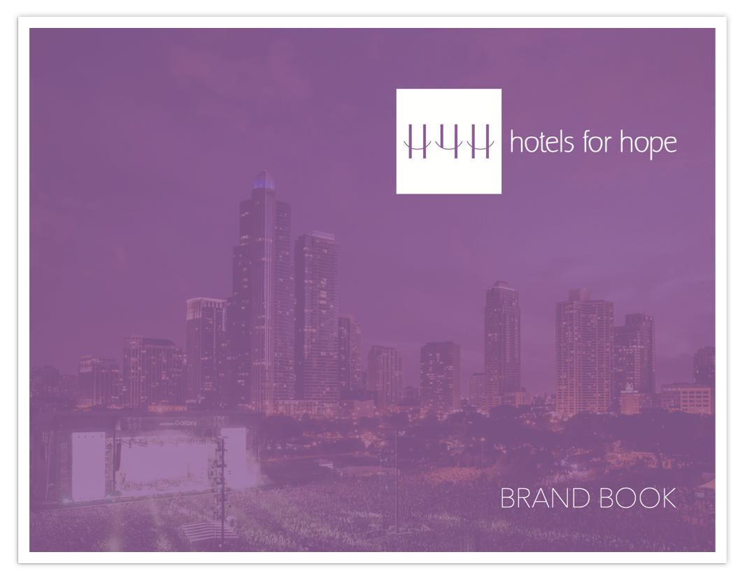 Hotels for Hope Brand Book