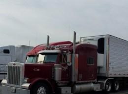 some trucks