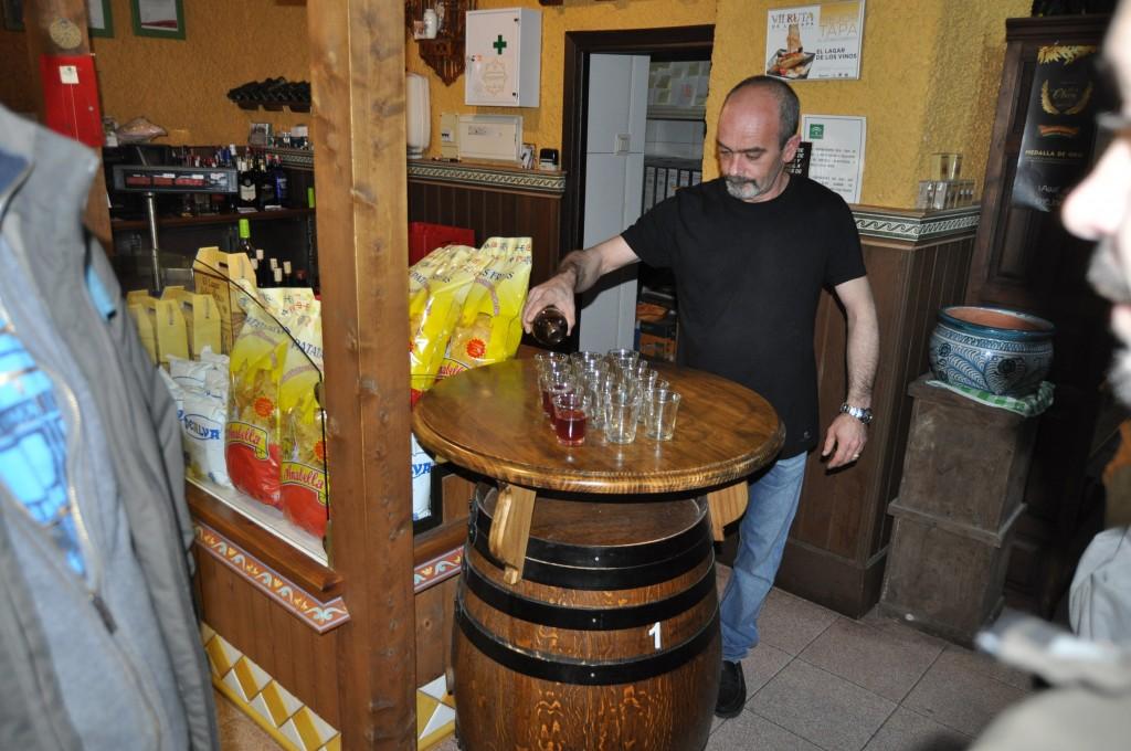 El lagar de los vinos