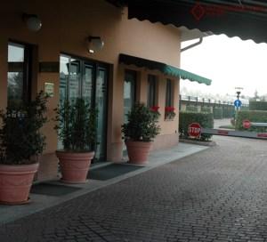Ingresso Riservato - Hotel Motel Aeroporto Linate