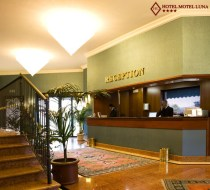 Reception - Hotel Motel Aeroporto Linate