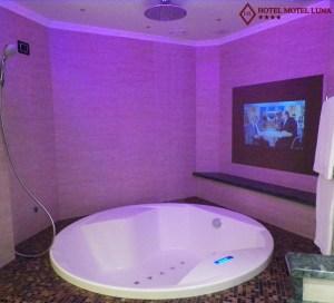 Suite con Bagno Turco e Idromassaggio Cromoterapia - Hotel Motel Aeroporto Linate