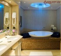 Idromassaggio cromoterapia - camera suite - Hotel Motel Aeroporto Linate