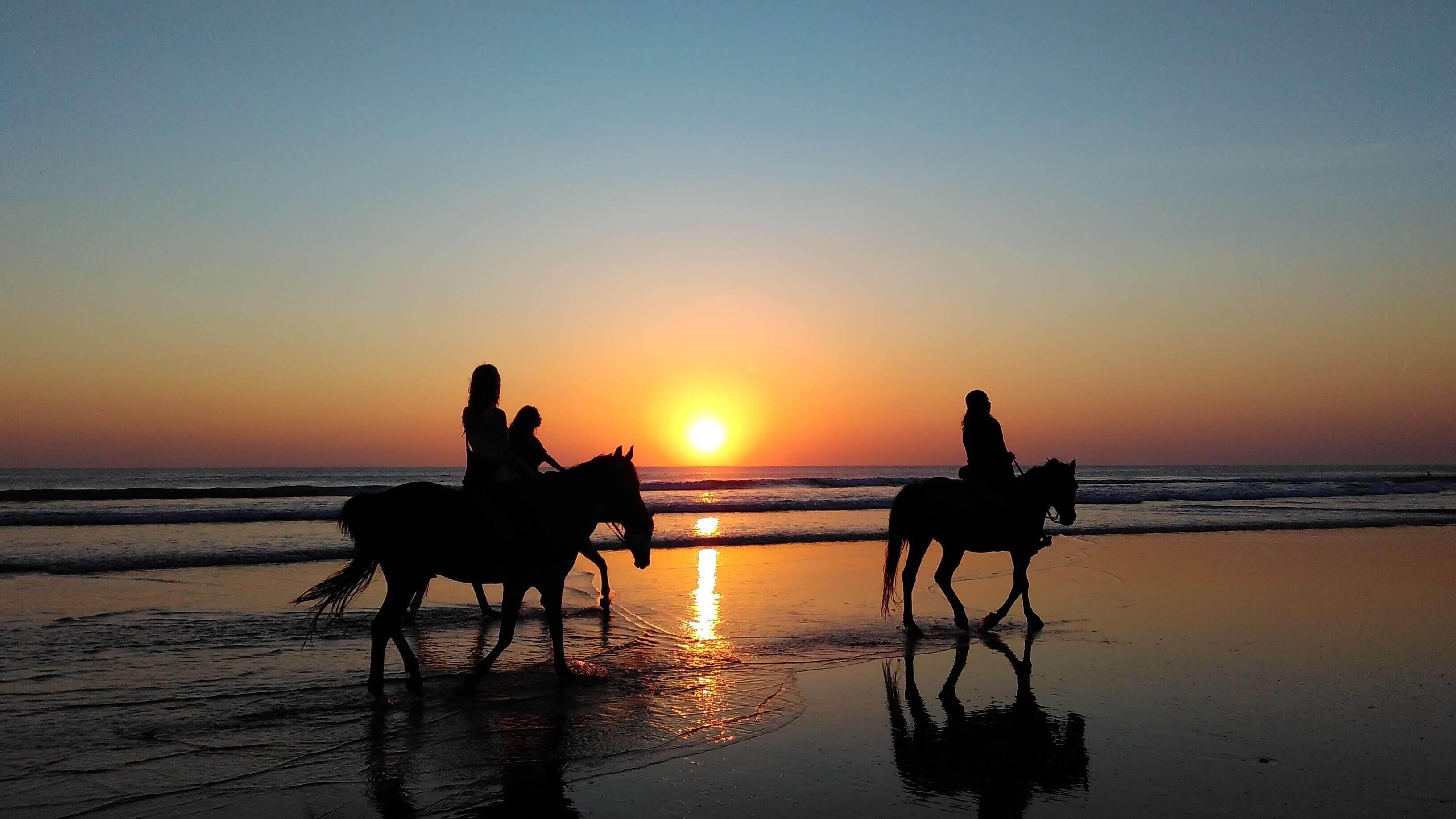 punta aderci escursione a cavallo