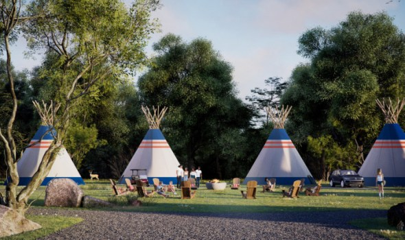 Camp Bespoke Is The Glamping Experience You Need