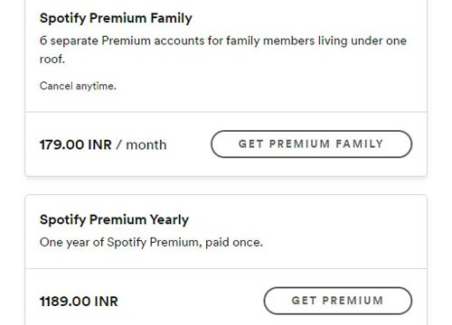 Spotify Premium S Family Plan Now Live In India Aawaz English Podcast Listen On Aawaz Com