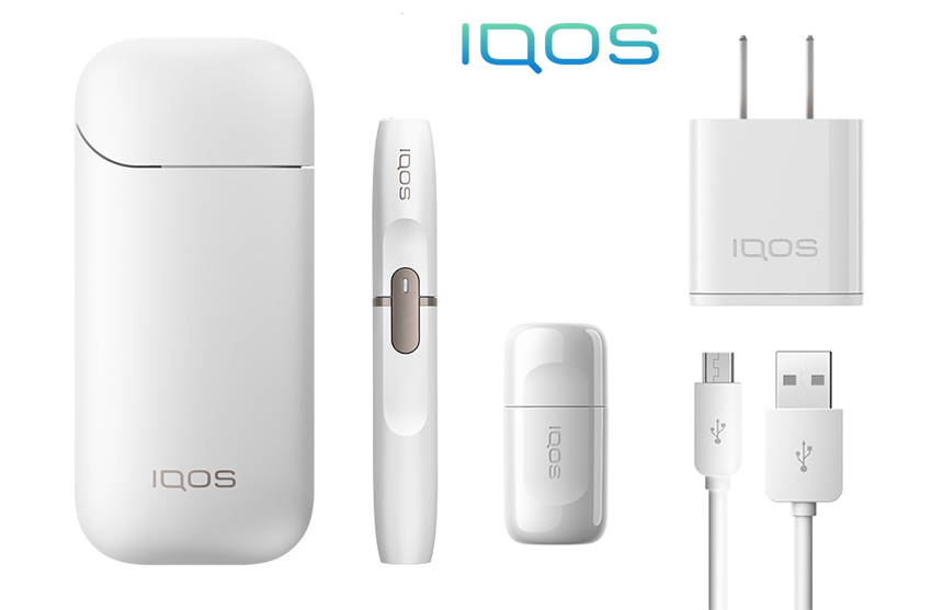 IQOS Device Kit White 2.4 Plus