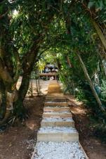 Path to the studio