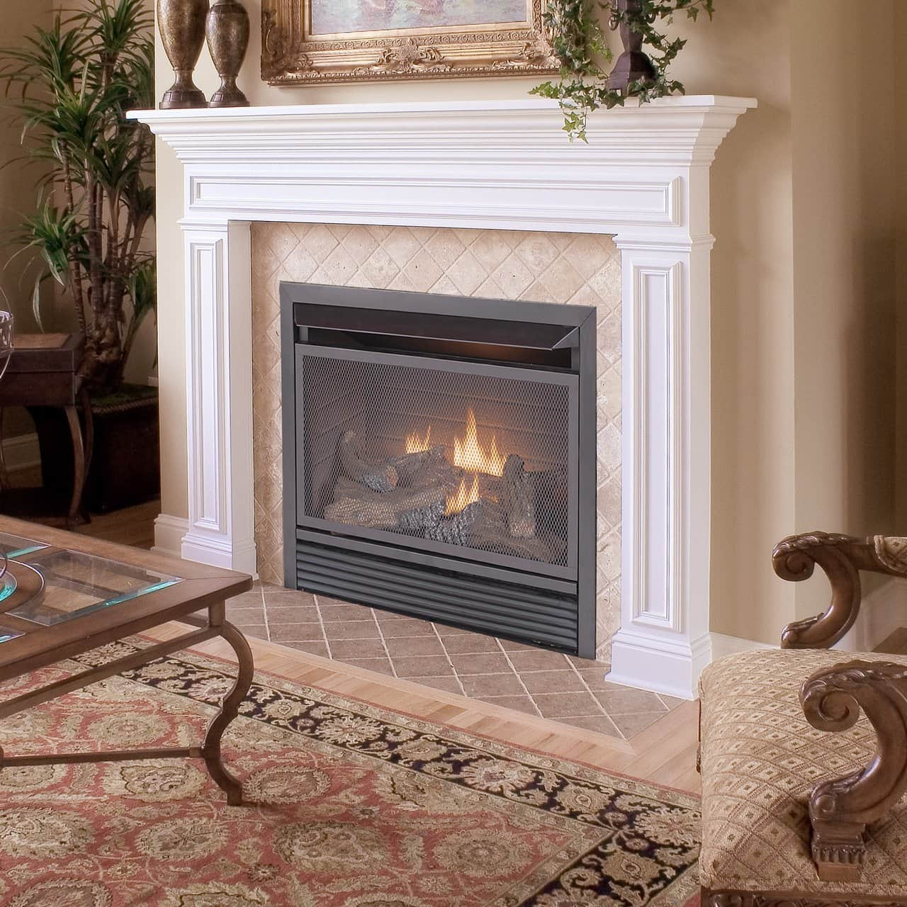 Best Gas Fireplace And Gas Insert For