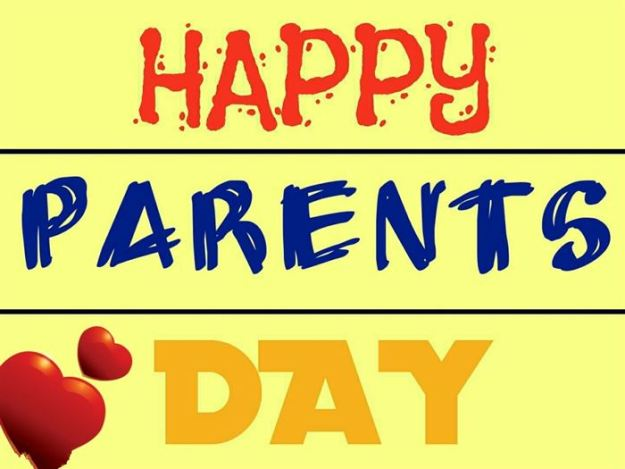 National Parents Day Messages In Hindi | SMS Greetings Poem in English