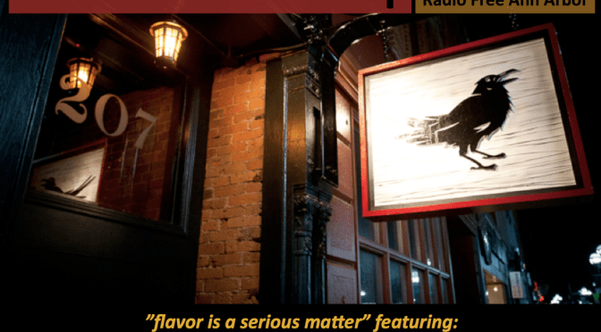 "The Ravens Club: ""Flavor is a Serious Matter"""