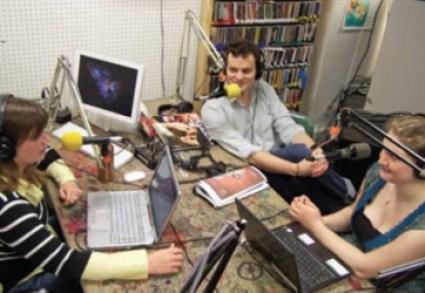 Co-Founders (right to left): Sarah Cweik, Hugh Stimson, Jennifer Johnson