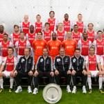 Ajax wordt vandaag landskampioen 2012-2013