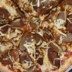 Nieuw: Pizza Frikandel speciaal
