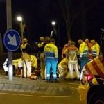 Maaltijdbezorger overleden na ongeluk in Amsterdam