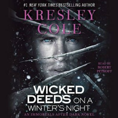 Wicked Deeds on A winter's Night Audiobook