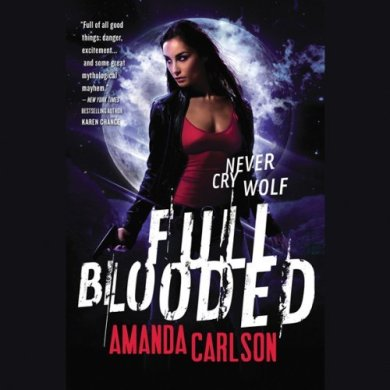 Full Blooded audiobook cover