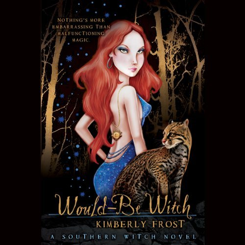 Would-Be Wtich Audiobook Cover