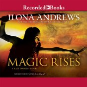 magic rises audiobook cover