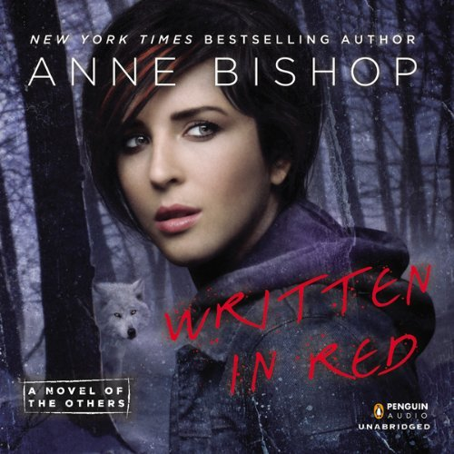 Written in Red Audiobook cover 500x500