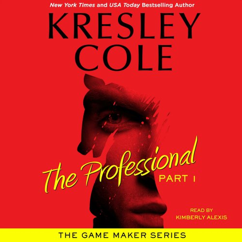 The Professional - part 1 Audiobook cover
