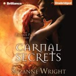 Carnal Secrets Audiobook by Suzanne Wright (review)