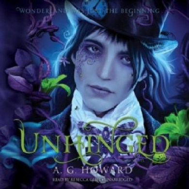 Unhinged audiobook cover - Hot Listens