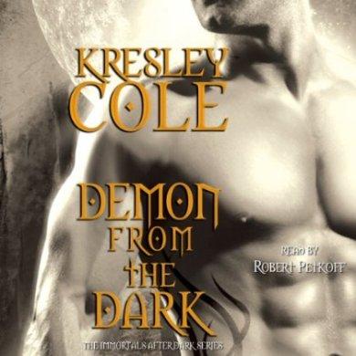 Demon from the Dark Audiobook