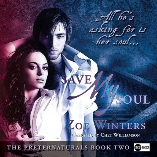 Save My Soul Audiobook cover
