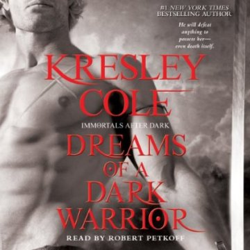 Dreams of the Dark Warrior Audiobook