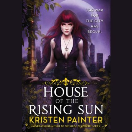 House of the Rising Sun Audiobook cover