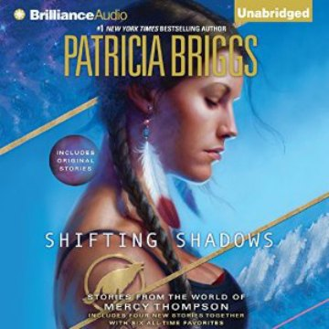 Shifting Shadows Audiobook cover
