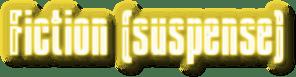 Genre: Fiction suspense logo