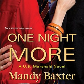 One Night More Audiobook by Mandy Baxter