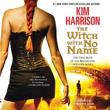 The Witch Win No Name Audiobook Cover