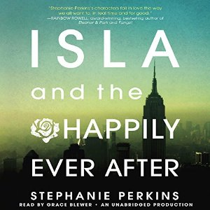 Isla and the Happily Ever After Audiobook cover