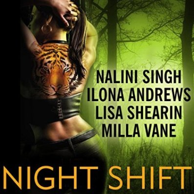 Night Shift Anthology Audiobook
