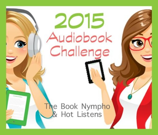 2015 Audiobook Challenge Button