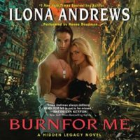 Burn for Me Audiobook