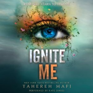 Ignite me audiobook