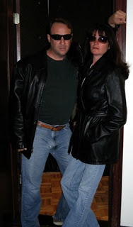 Phil Gigante and Natalie Ross