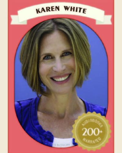 Narrators cards Karen White