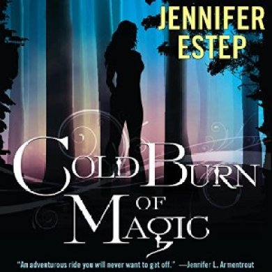 Cold Burn of Magic Audiobook by Jennifer Estep