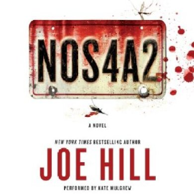 NOS4A2 Audiobook by Joe Hill