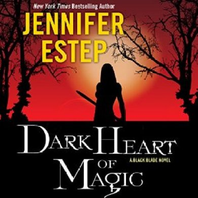 Dark Heart of Magic by Jennifer Estep Audiobook