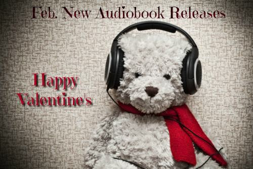 February 2016 New Audiobook releases