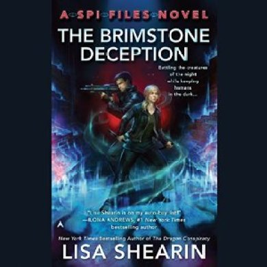 The Brimstone Deception by Lisa Shearin