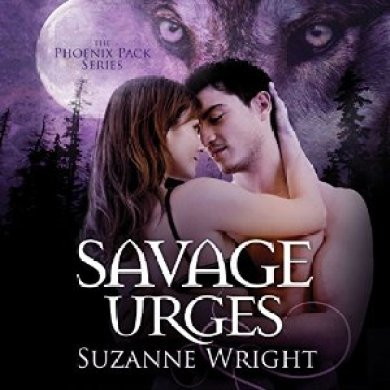 Savage Urges Audiobook by Suzanne Wright