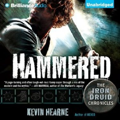 Hammered Audiobook by Kevin Hearne