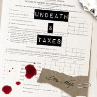 Undead and Taxes by Drew Hayes
